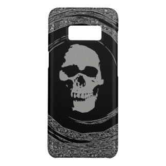 skull in the whirl Case-Mate samsung galaxy s8 case