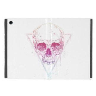Skull in triangle iPad mini cover