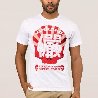 Skull Japan Theme T-Shirt
