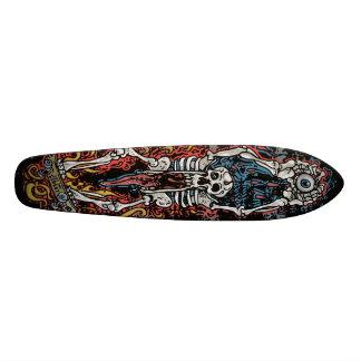 Skull Jaw Punk SK8 Board by Eat The Street Skateboards