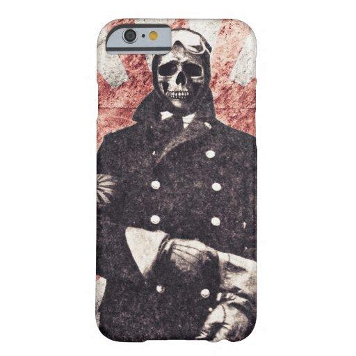 Skull kamikaze iPhone 6 case