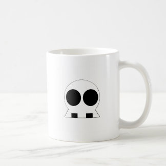 Skull Key Coffee Mug
