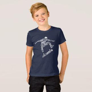 Skull Kick and Push T-Shirt