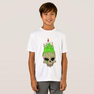 Skull Kids' Sport-Tek Competitor T-Shirt