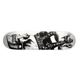 Skull King profile Skateboard Deck