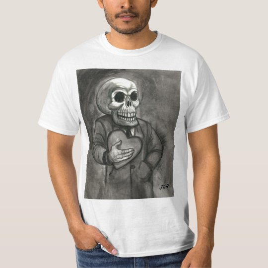 SKULL LOVE ART JACK JOYA T-Shirt