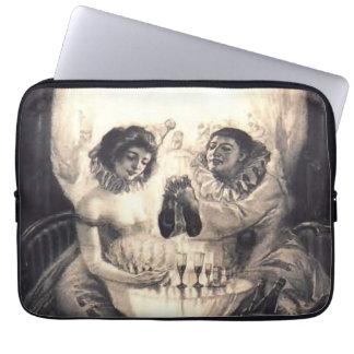"Skull Love, Optical Illusion 13"" Laptop Sleeve"