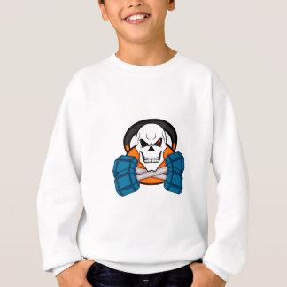 Skull love's weights sweatshirt