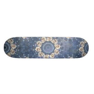 Skull Mandala Skate Decks
