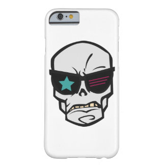 Skull marries barely there iPhone 6 case