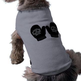 Skull Mittens Shirt