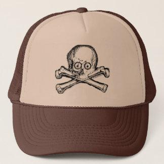 Skull MTB Trucker Hat