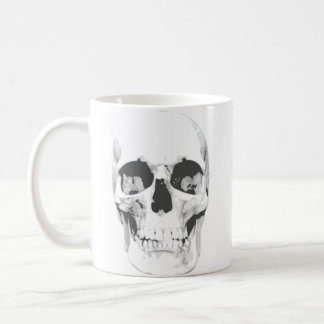 Skull Mug For Horror Fans, Meal Maniacs & Goths
