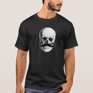 Skull Mustache Shirt