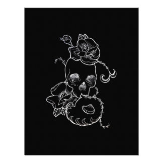 Skull N' Roses Letterhead