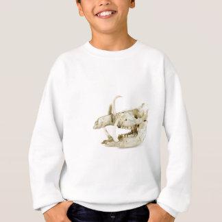 Skull of wild boar sweatshirt
