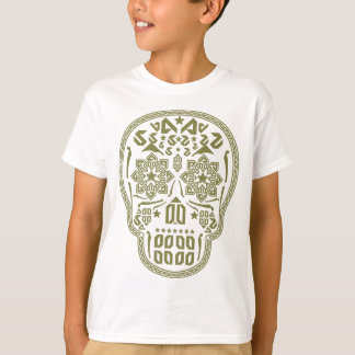 Skull Ornament T-Shirt