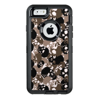 Skull OtterBox Defender iPhone Case