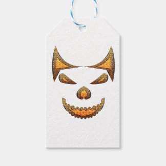 Skull Pack Of Gift Tags