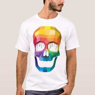 Skull Paint Drips T-Shirt