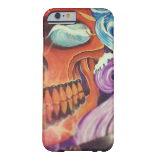 Skull Painting - Iphone 6/6s Case