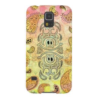 Skull Paisley Galaxy S5 Case
