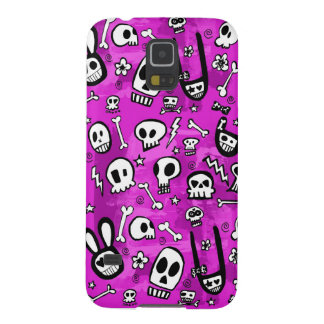 Skull Party Galaxy S5 Cover
