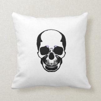 Skull Pillow - Bare Bone