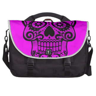 Skull pink 04 bags for laptop