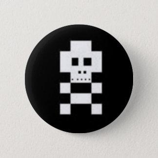 Skull Pixelz Button