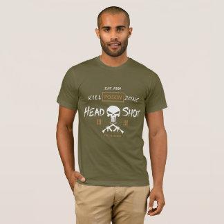 Skull POISON T-shirt
