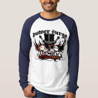Skull-Power-Surge-01 T-Shirt