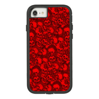 skull punk Case-Mate tough extreme iPhone 8/7 case