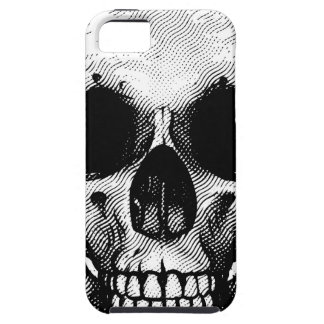 Skull Retro Style Drawing iPhone 5 Covers