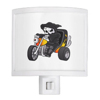 skull ride a big tricycle nite lights