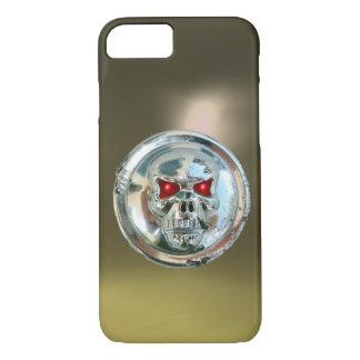 SKULL RIDERS grey iPhone 7 Case