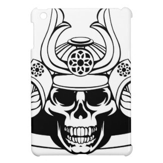 Skull Samurai Warrior iPad Mini Covers