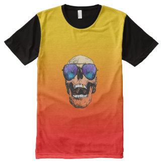 SKULL SHADES All-Over-Print T-Shirt