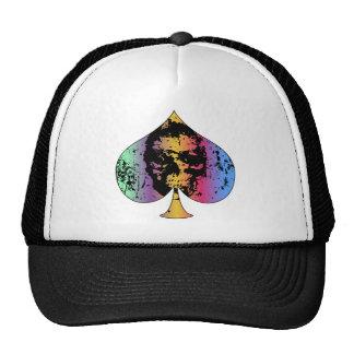 Skull & shovels trucker hat