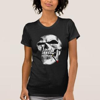 Skull Smoking T-Shirt