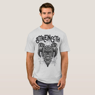 Skull Strength T-Shirt