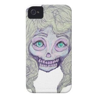skull sugar pastel -her26- Case-Mate iPhone 4 case