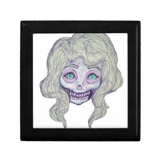 skull sugar pastel -her26- gift box