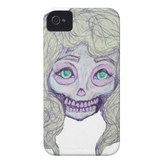 skull sugar pastel -her26- iPhone 4 cover