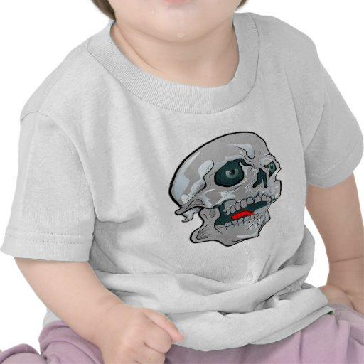 Skull Tattoo Tee Shirts