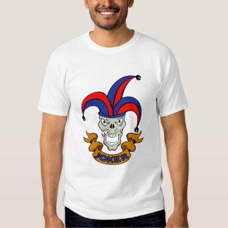 skull to joker shirts