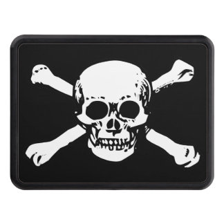 Skull Tow Hitch Covers