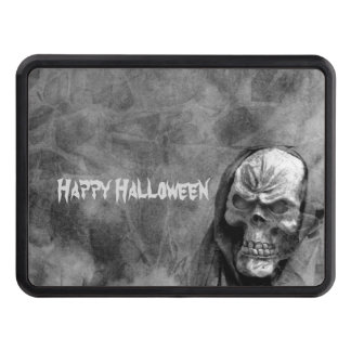 Skull Trailer Hitch Cover