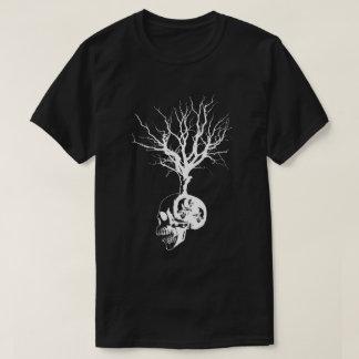 Skull Tree Black T-Shirt