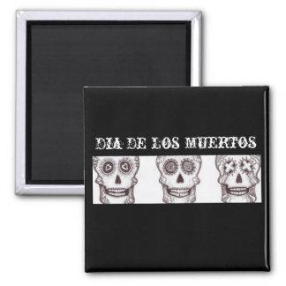 Skull Trilogy Magnet